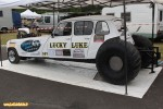4L Tractor Pulling Lucky Luke