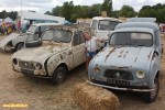 7ème 4L International - Renault 4 épaves