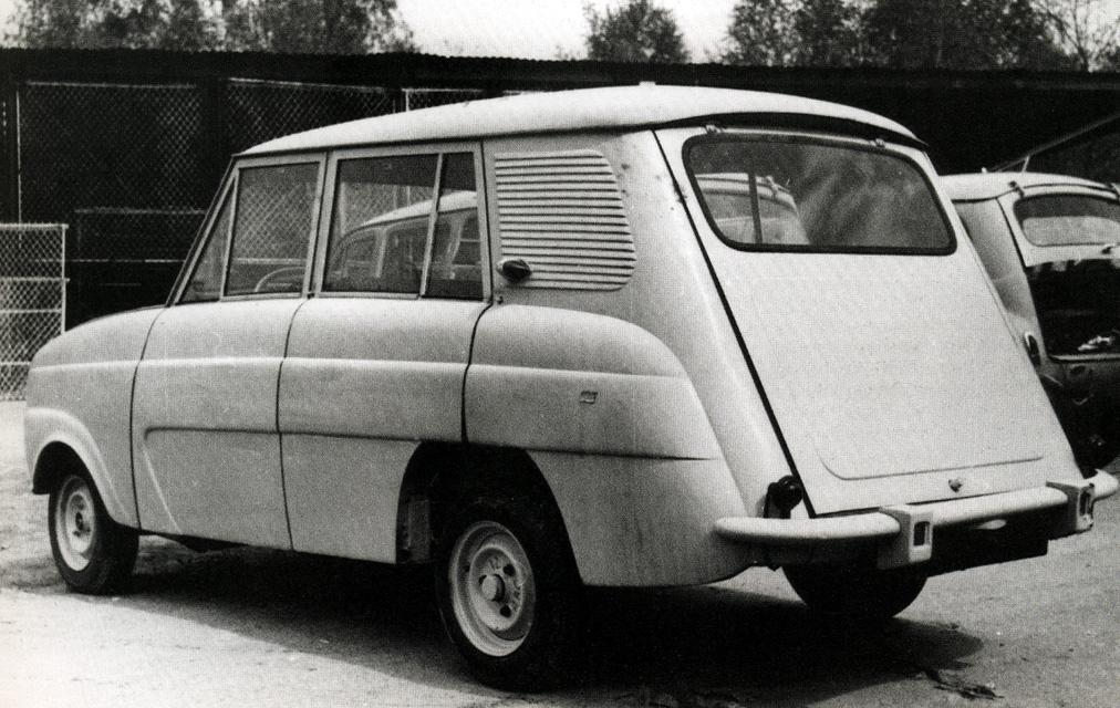 Häufig Histoire de la Renault 4 JC57