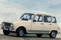 Photo publicité Renault 4 Clan