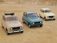 Photo Renault 4L TL et Safari