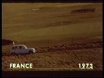 1973 publicite video fait un tour en renault 4