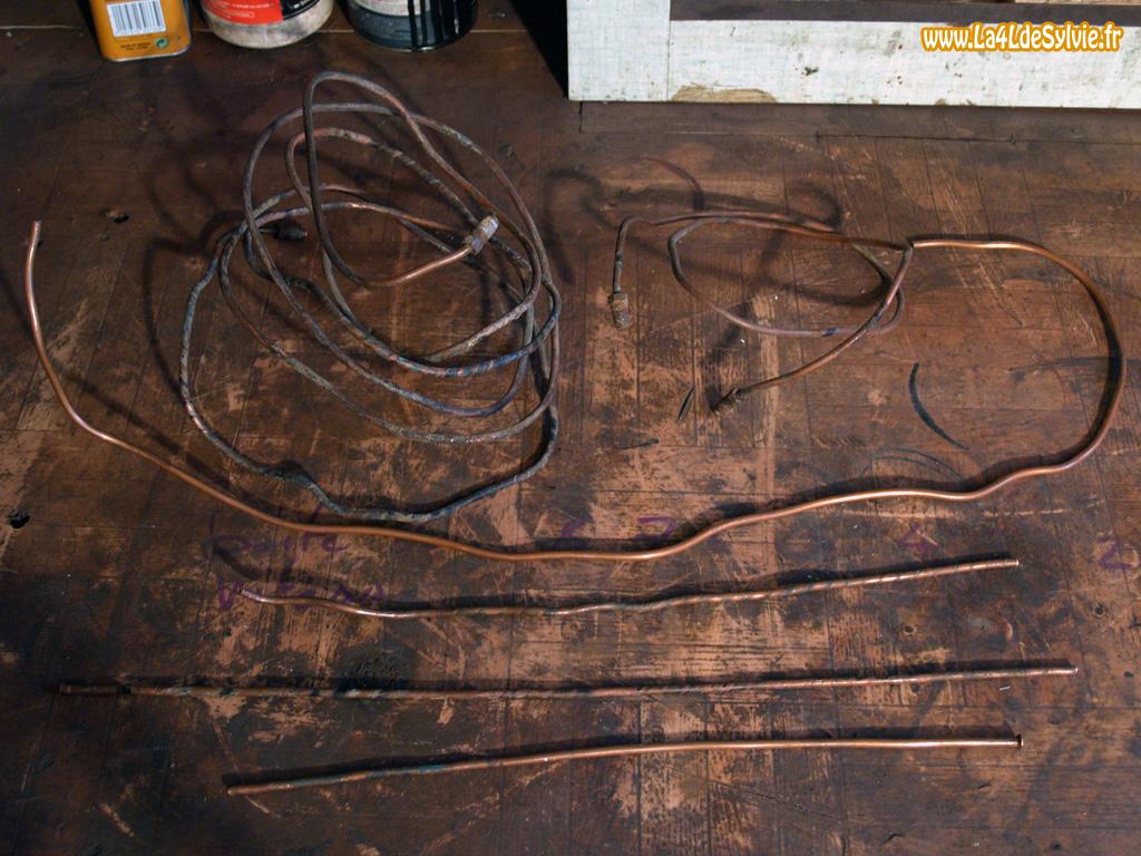 tuyau de frein en cupronickel longueur 1 m tre pictures to pin on pinterest. Black Bedroom Furniture Sets. Home Design Ideas