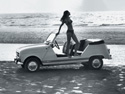 Photo promotionelle Renault 4 Plein Air