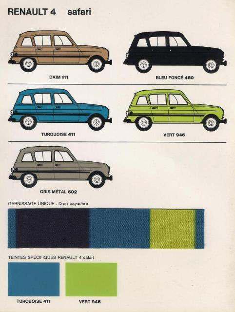 Renault 4 Safari