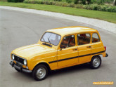 Renault 4 Safari (Orange Andalou 318)
