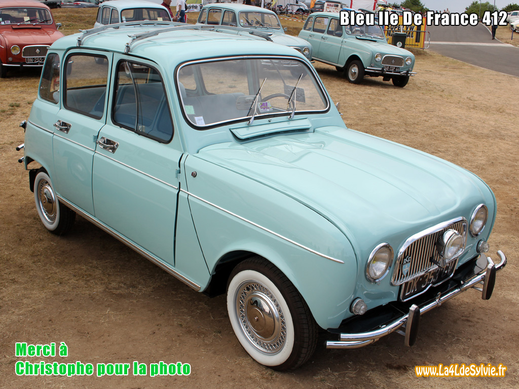 Renault ile de france renault 4l bleu ile de france 1962 for Garage renault flins