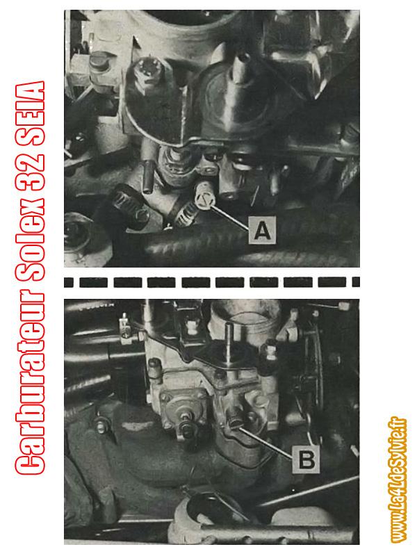 carburateur solex 28 if