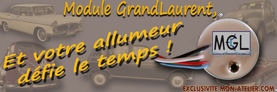 Module d'allumage grand laurent