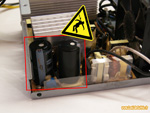Condesateurs 200V - Alimentation ATX - DANGER!