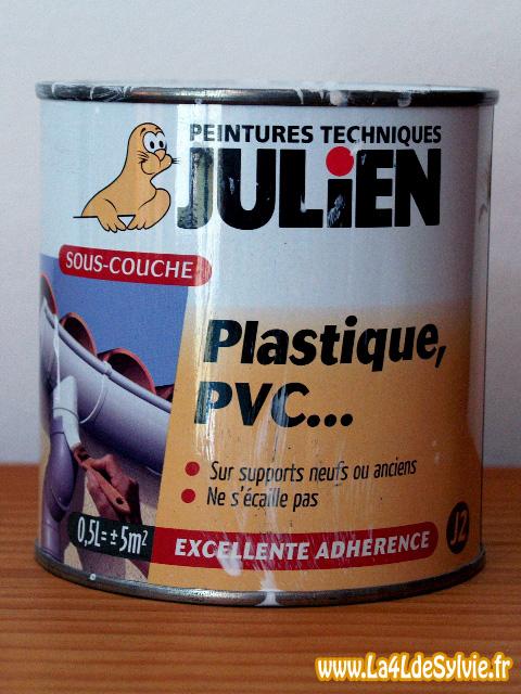 Sous Couche En Pot Peinture Plastique ...